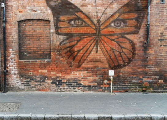 Wall Butterfly copy