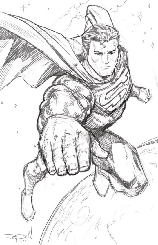 superman__the_man_of_steel___warm_up_sketch_by_raydillon-d623m3n