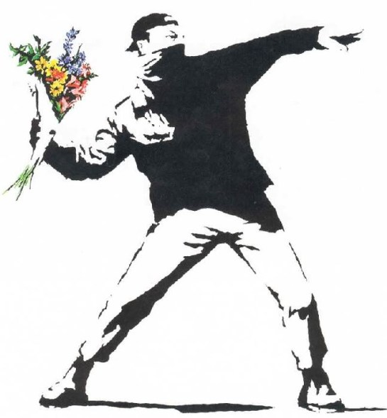 flower-thrower